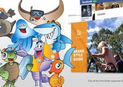 City of Tea Tree Gully Corporate ID
