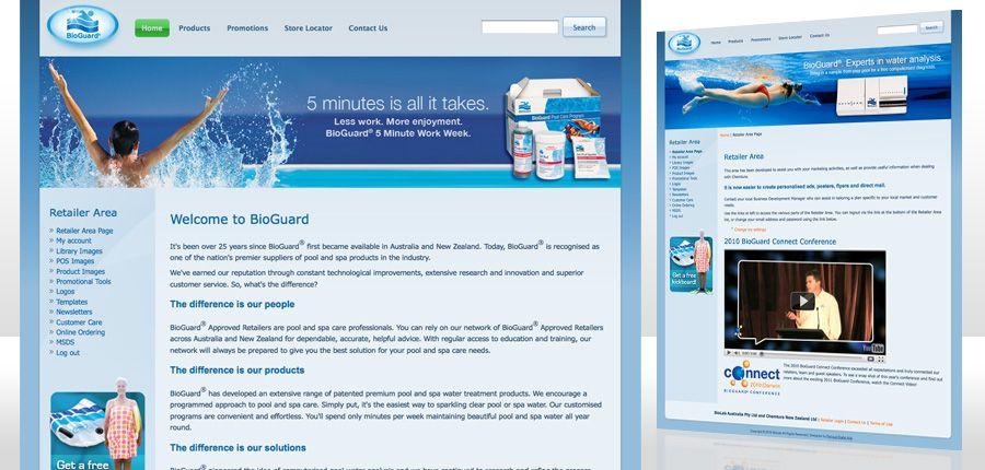 BioGuard Australia CMS Website