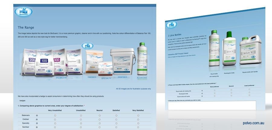 BioGuard Product Research