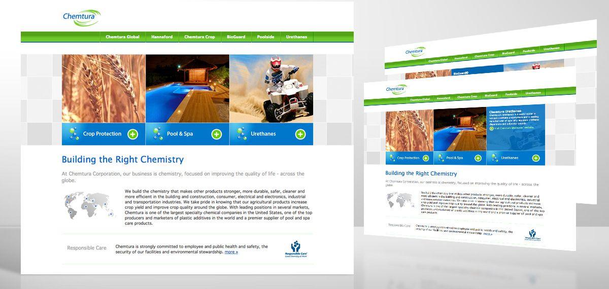 Chemtura Australia Homepage